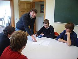 Unterstützung für Auszubildende durch das Bildungsforum Obernburg