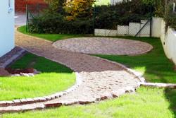 Gartenbereich des Bildungsforums