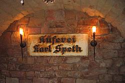 Gewölbekeller des Bildungsforums Obernburg