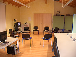Schulungsraum im Bildungsforum Obernburg - Trainings